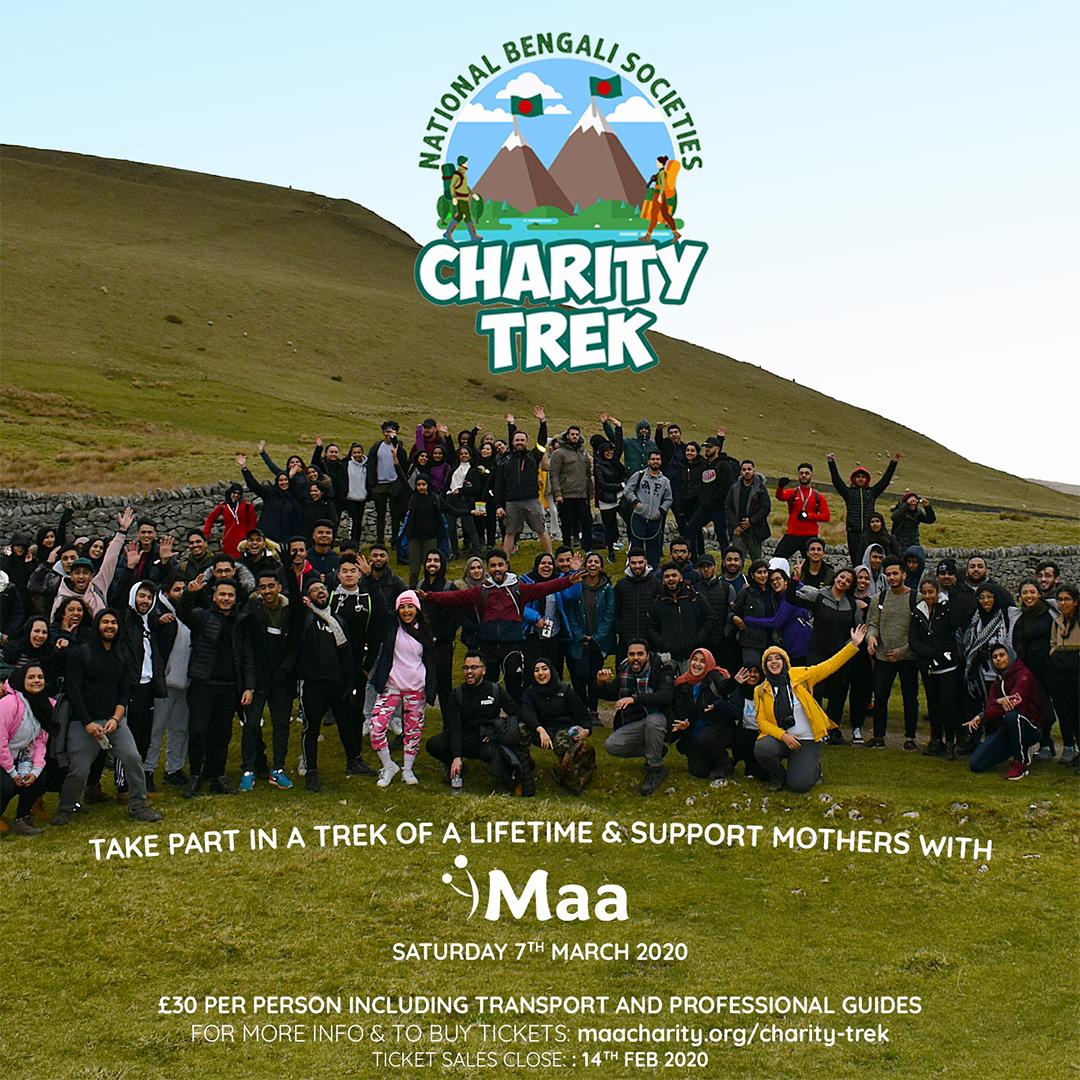 Charity Trek 2020