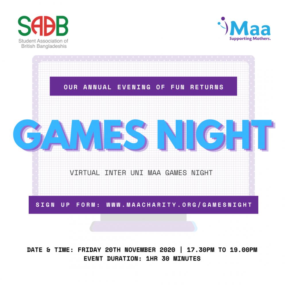 Games Night