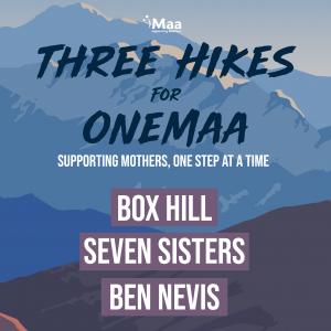 3 Hikes OneMaa Package